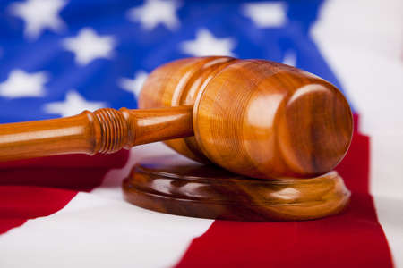 American Justice Stock Photo - 7370632