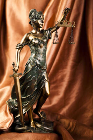 Statue of lady justice Stock Photo - 7370666
