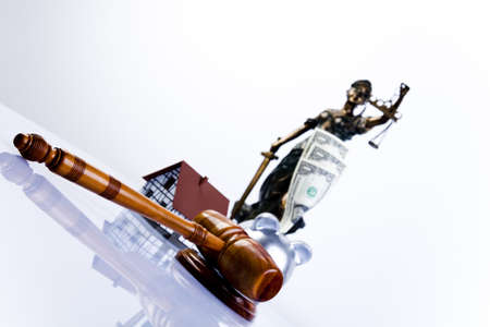 Justice statue  Stock Photo - 7370571
