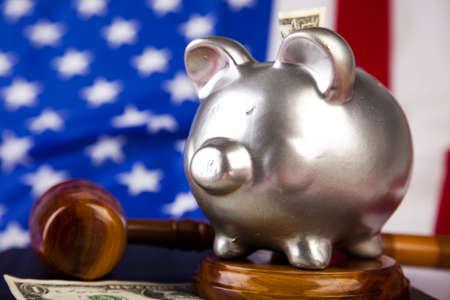 Pig bank Stock Photo - 7370635