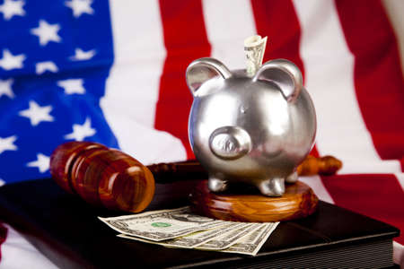 American Justice Stock Photo - 7370622
