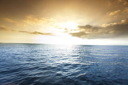 sea horizon: Seascape