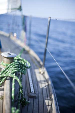 bateau voile: Clous de voile