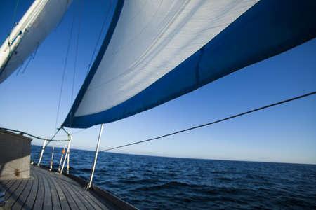 deportes nauticos: Buen viento