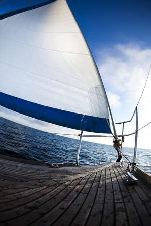 sails: Sailing on the Baltic Sea Sea