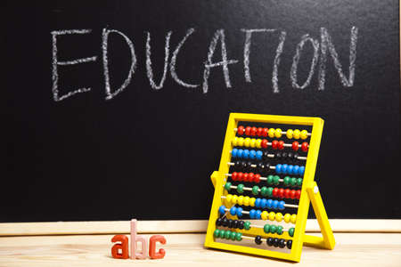 Education Concept, Back to school photo