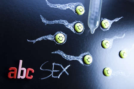 School sex education photo