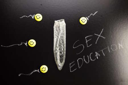 Sex education Stock Photo - 7391089