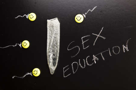 Sex education Stock Photo - 7390969