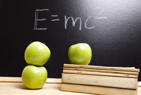 Emc2, education Concept photo
