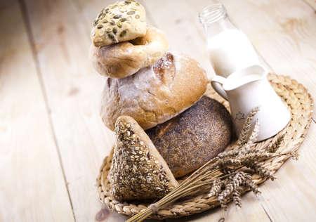 Bread Stock Photo - 8329899