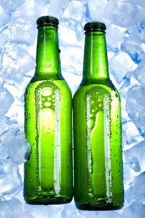 sapid: Cold beer