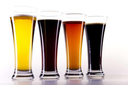 brouwerij: Bier glas