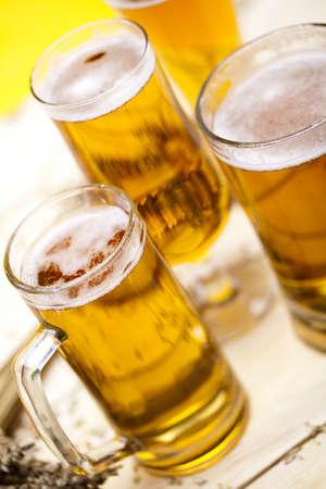 Beer glass Stock Photo - 8315415