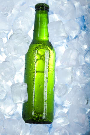 adjuvant: Cold beer bottle