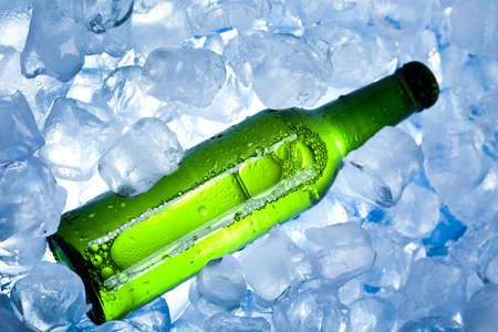 adjuvant: Beer is in ice