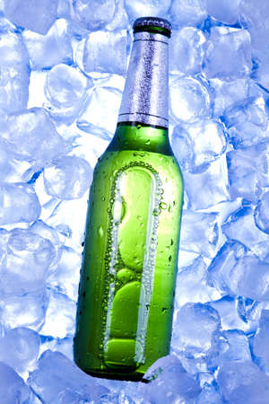 sapid: Ice beer