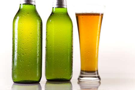 sapid: Beer bottle