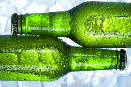 taphouse: Three fresh beers with ice