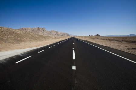 Open road  Stock Photo - 8318157