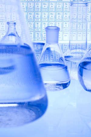Chemical formulas photo