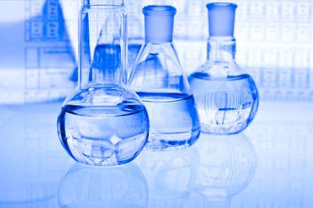 Laboratory requirements Stock Photo - 8252560