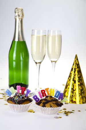Happy birthday Stock Photo - 8252761