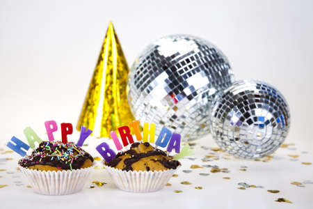 Happy birthday to you!  Stock Photo - 8252872