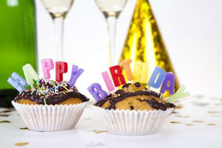 Happy birthday Stock Photo - 8252768