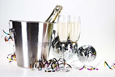 Champagne,New Years, Celebration  photo