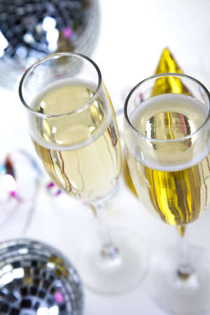 Champagne party Stock Photo - 8252785