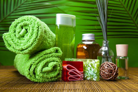 Beautiful Spa  Stock Photo - 8291603