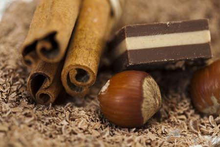 Cinnamon and Chocolate photo