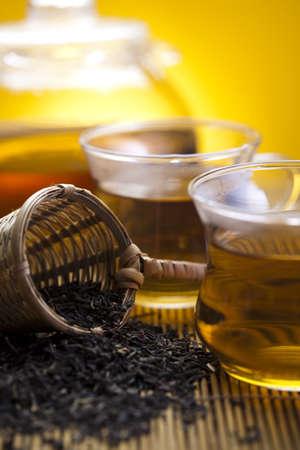 Hot tea Stock Photo - 8563487