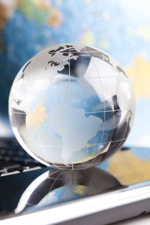 Globe & World Stock Photo - 8563722