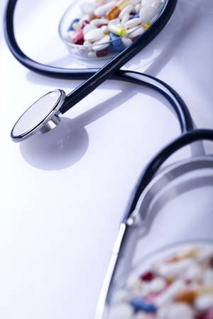 Stethoscope Stock Photo - 8564167