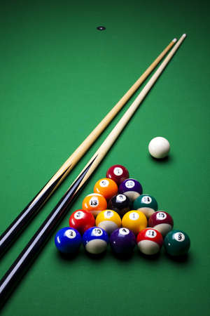 Billiard ball  Stock Photo - 8788904