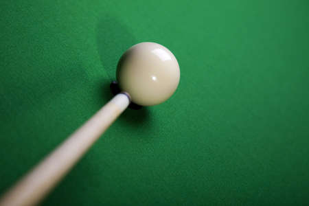 9 ball:  Snooker