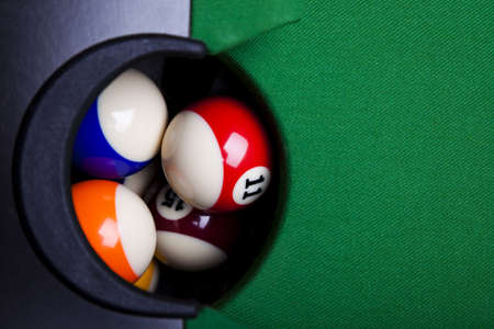 Billiard ball  Stock Photo - 9126935