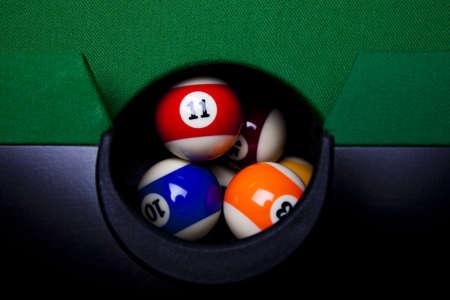 Billiard ball  Stock Photo - 9126852