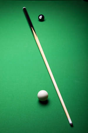 Billiard background photo