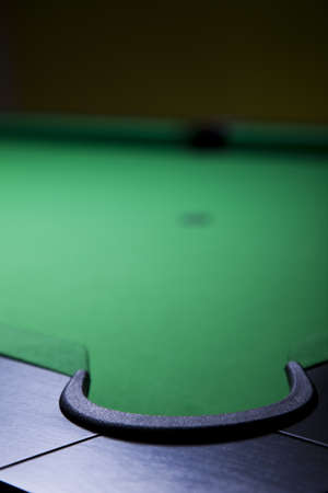9 ball:  Billiard background