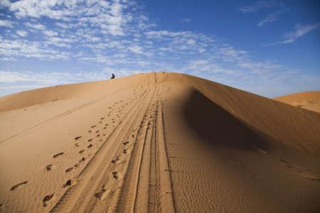 merzouga: Sahara Desert, merzouga