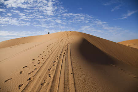 inhospitable: Sahara Desert, merzouga