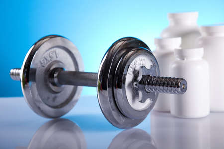 Dumbell  Stock Photo - 9966918