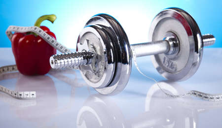 Weight loss, fitnes Stock Photo - 9964432