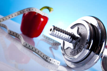 Weight loss, fitnes Stock Photo - 9966919