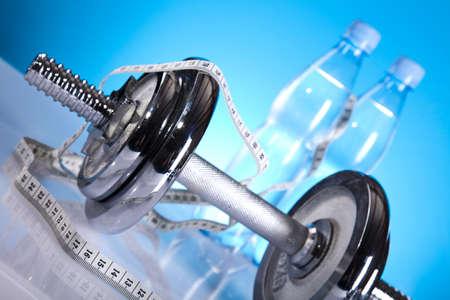 dumbell:  Fitness, dumbell