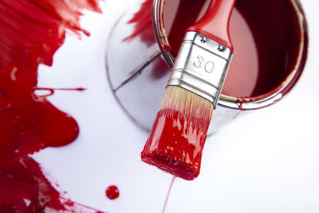 Painting time Stock Photo - 9950876