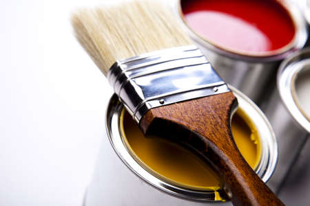 Painting time Stock Photo - 9950848
